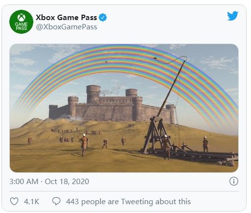 微软推特或暗示《彩虹六号:围攻》将加入XGP