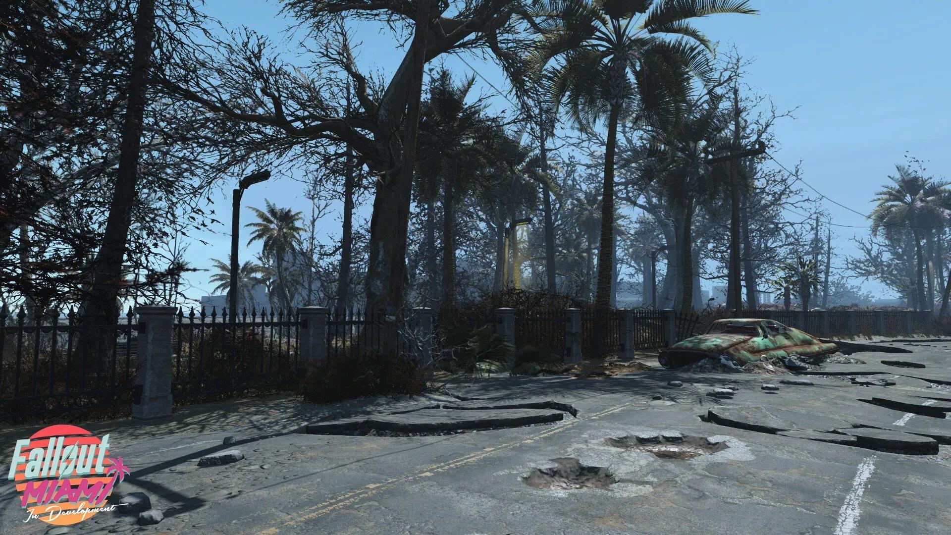 《辐射4》大型MOD迈阿密主线任务已完成制作