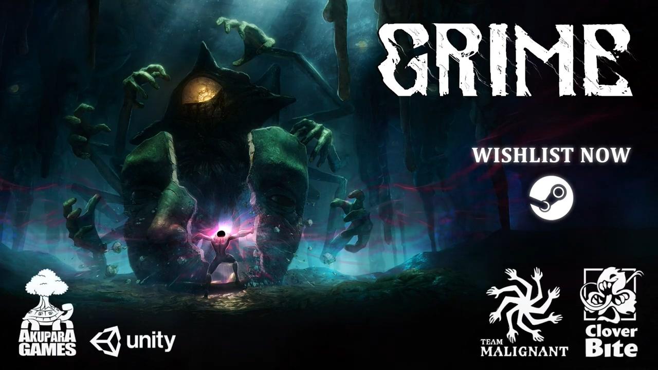 类魂动作冒险RPG游戏《尘埃异变》实机预告片
