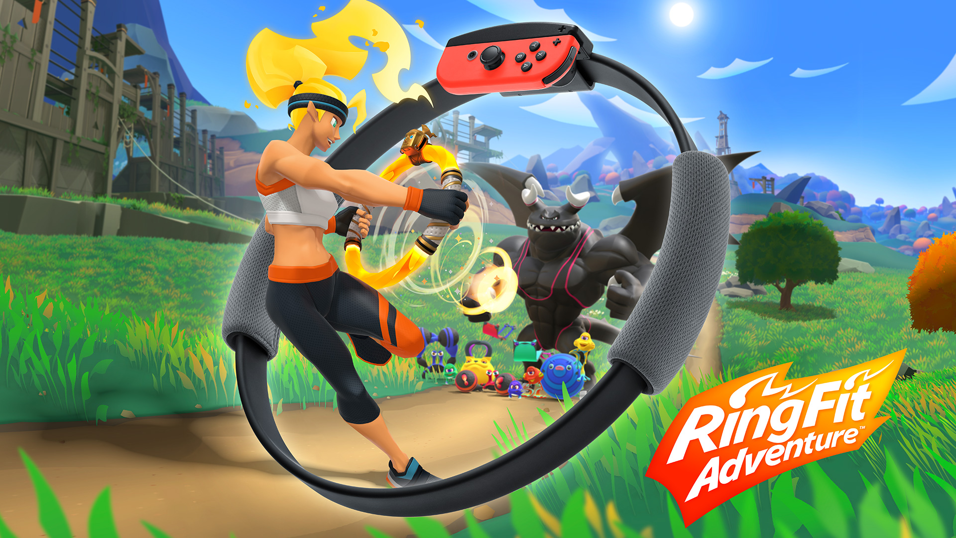 Gamespot时隔1年评测《健身环大冒险》9分:健身游戏的新标杆