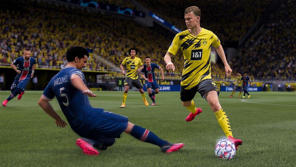 日台韩周销榜:《FIFA 21》上榜 但仍无法与老任匹敌