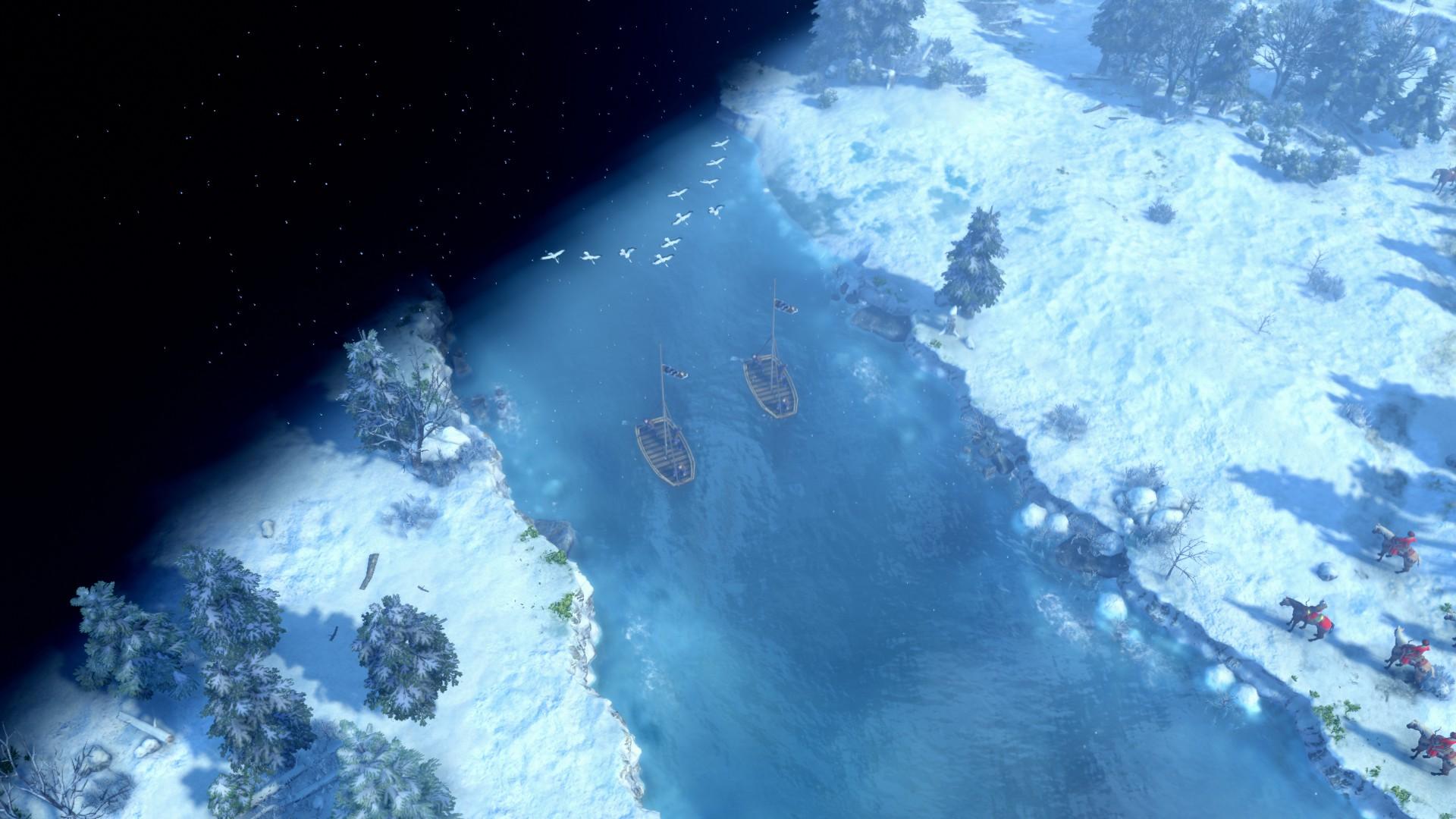 《帝国时代3:决定版》评测:更臻完善的必然之作