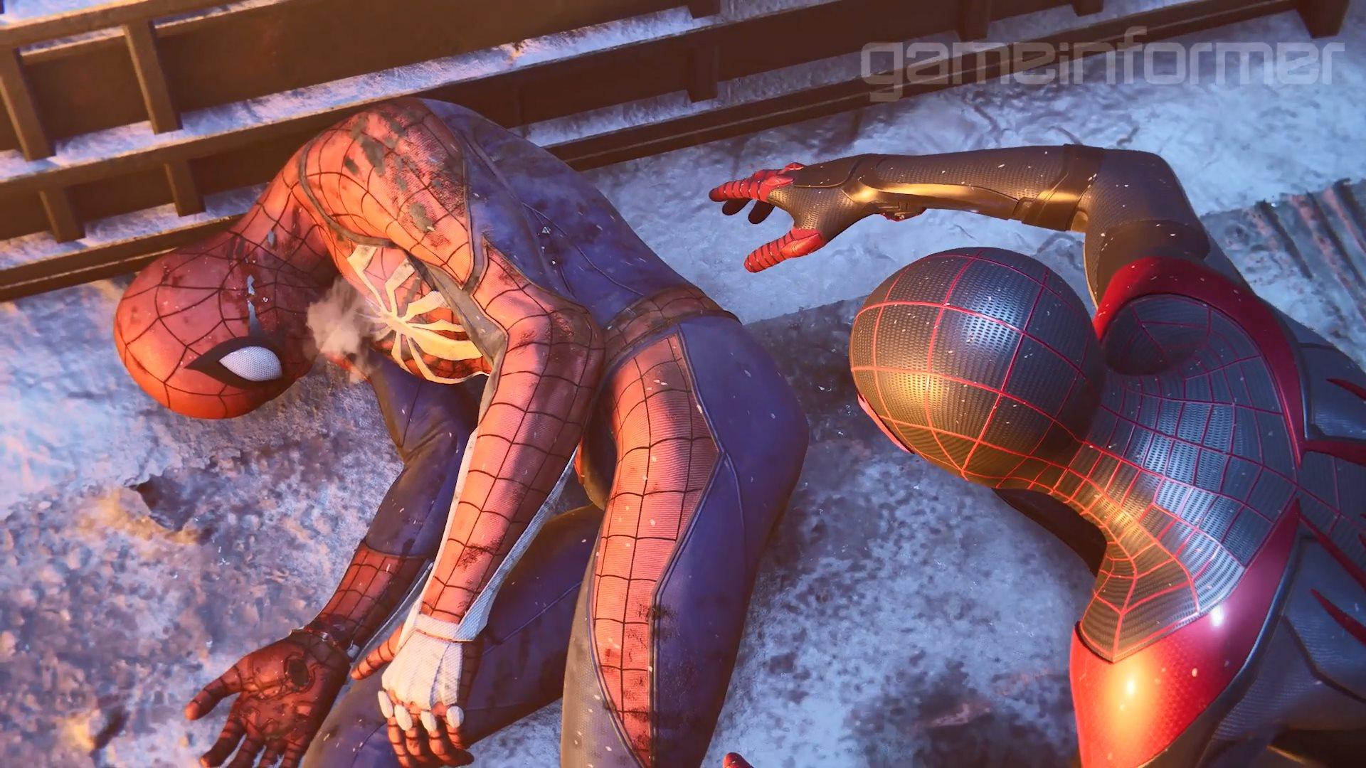 《漫威蜘蛛侠:迈尔斯》新演示:见证一位英雄的诞生
