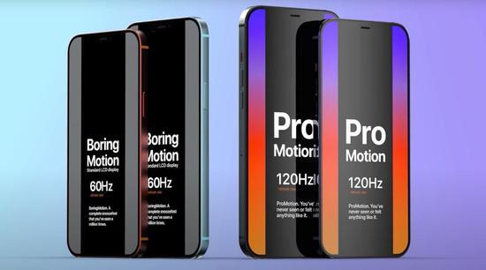 京东方将于年底向iPhone 12系列供应屏幕 范围限于