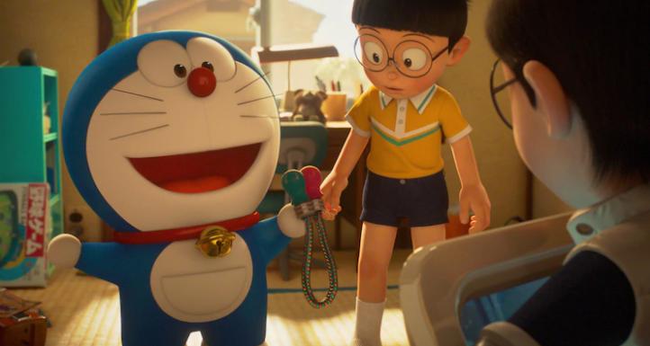 3DCG电影《哆啦A梦:伴我同行2》新角色公开 新秘密道具