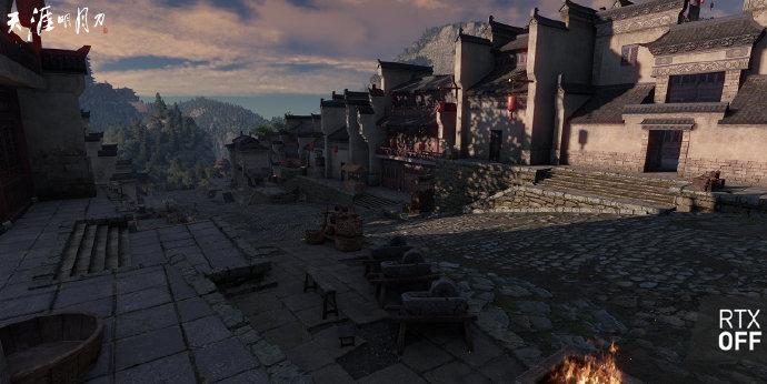 《逆水寒》《天涯明月刀》《剑网3》已支持光追 画面更美
