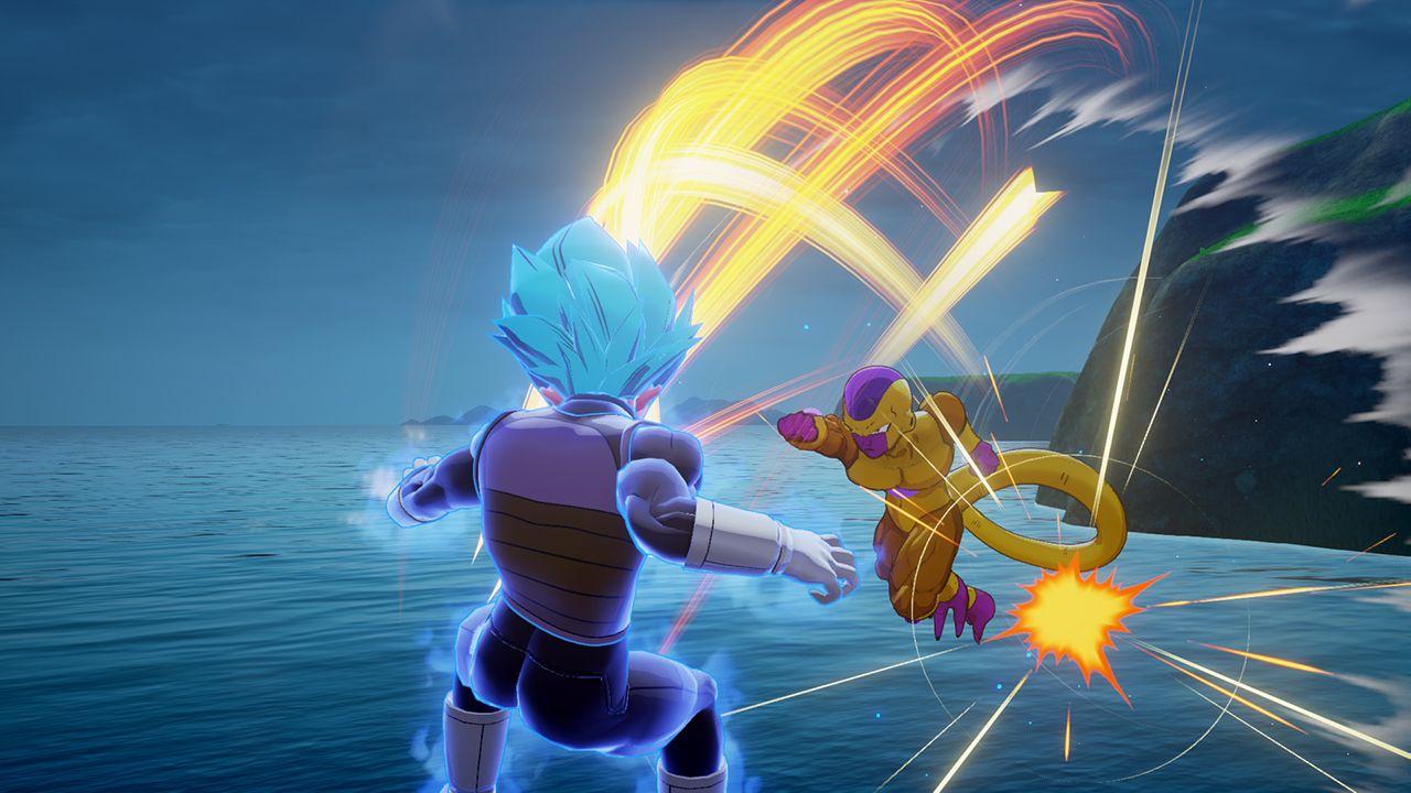 《龙珠Z:卡卡罗特》DLC全新截图公开 今秋发布