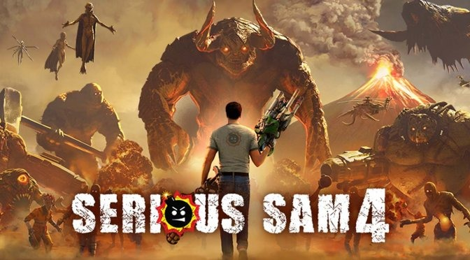 游戏新消息:Devolver收购英雄萨姆开发商Croteam