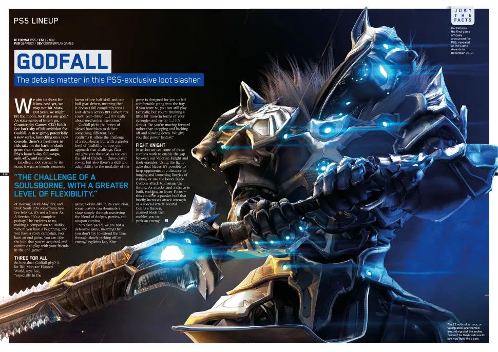 《众神陨落》画面细节恐怖 不断放大盔甲细节也清晰
