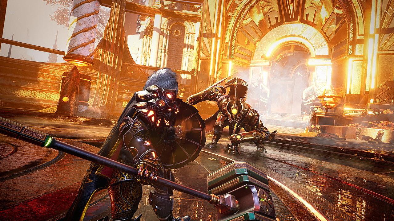《众神陨落》画质爆棚 当之无愧的次世代游戏水准