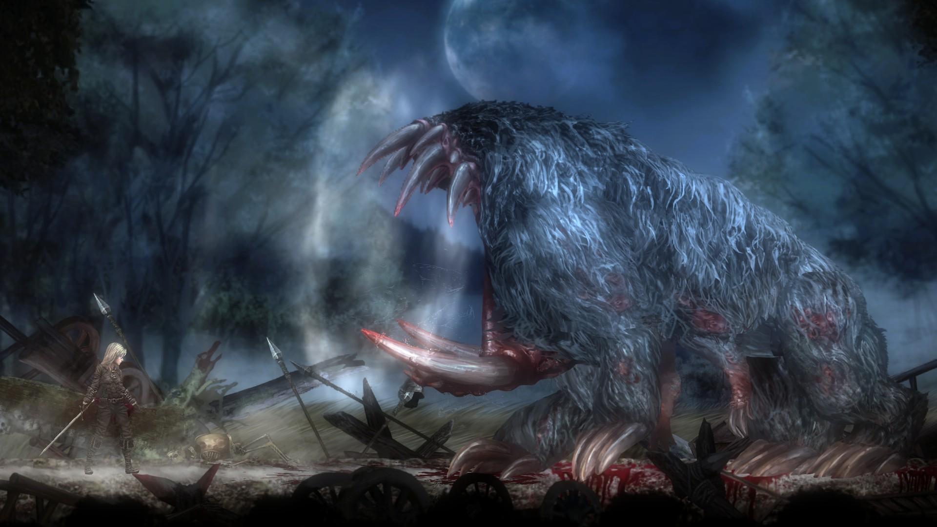 《守夜人:长夜》评测:银河恶魔城与魂like的融合风暴
