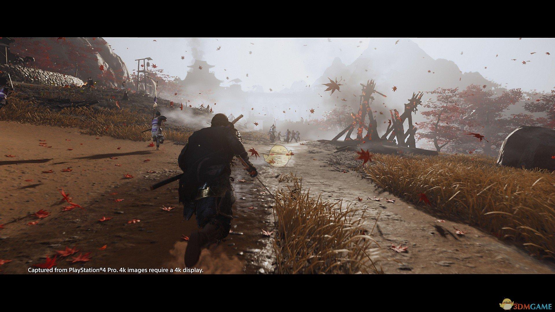 《对马岛之鬼》奇谭模式战鬼武器矢形迷雾属性效果一览