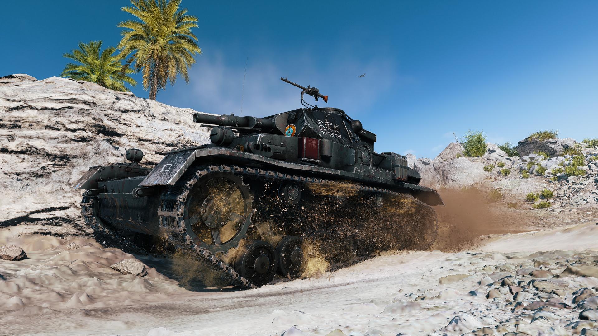 《战地5》万圣节福利  上线即可领取坦克武器皮肤
