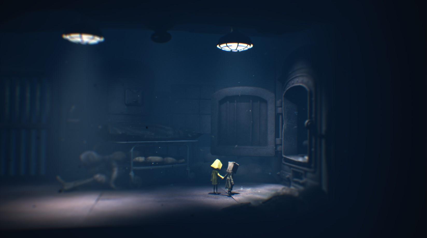 《小小梦魇2》万圣节主题预告 捆绑包公布