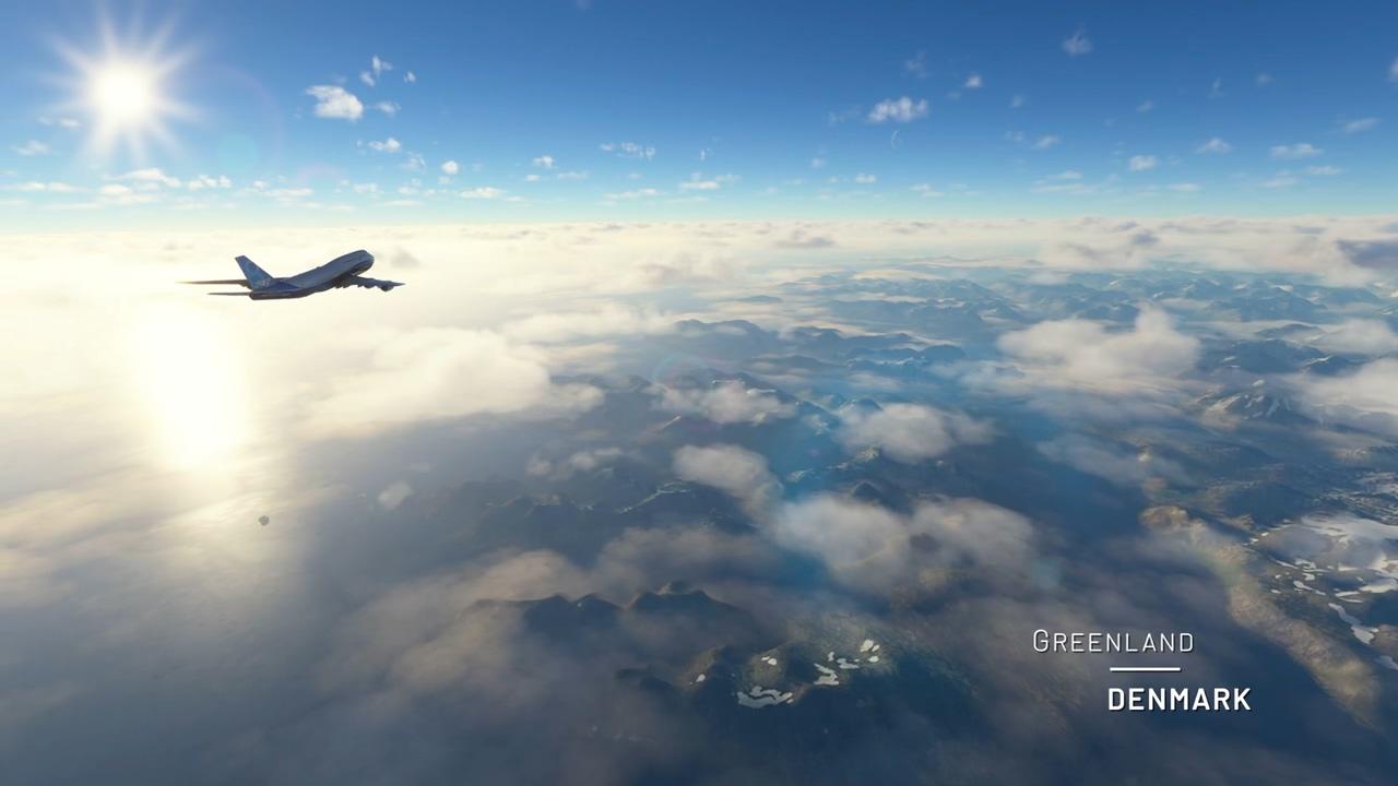 微软飞行模拟PC文件或隐含XSX/S版本支持VR