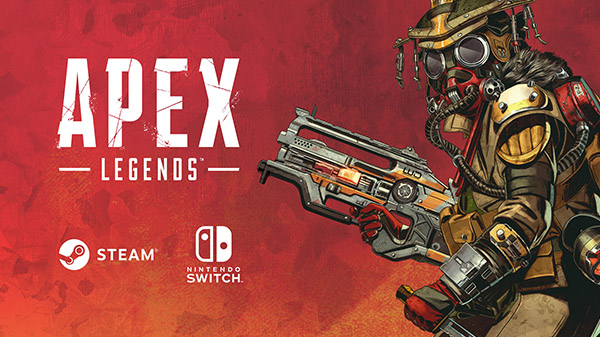 《Apex英雄》Steam版11月4日上线 NS版推迟至2021年