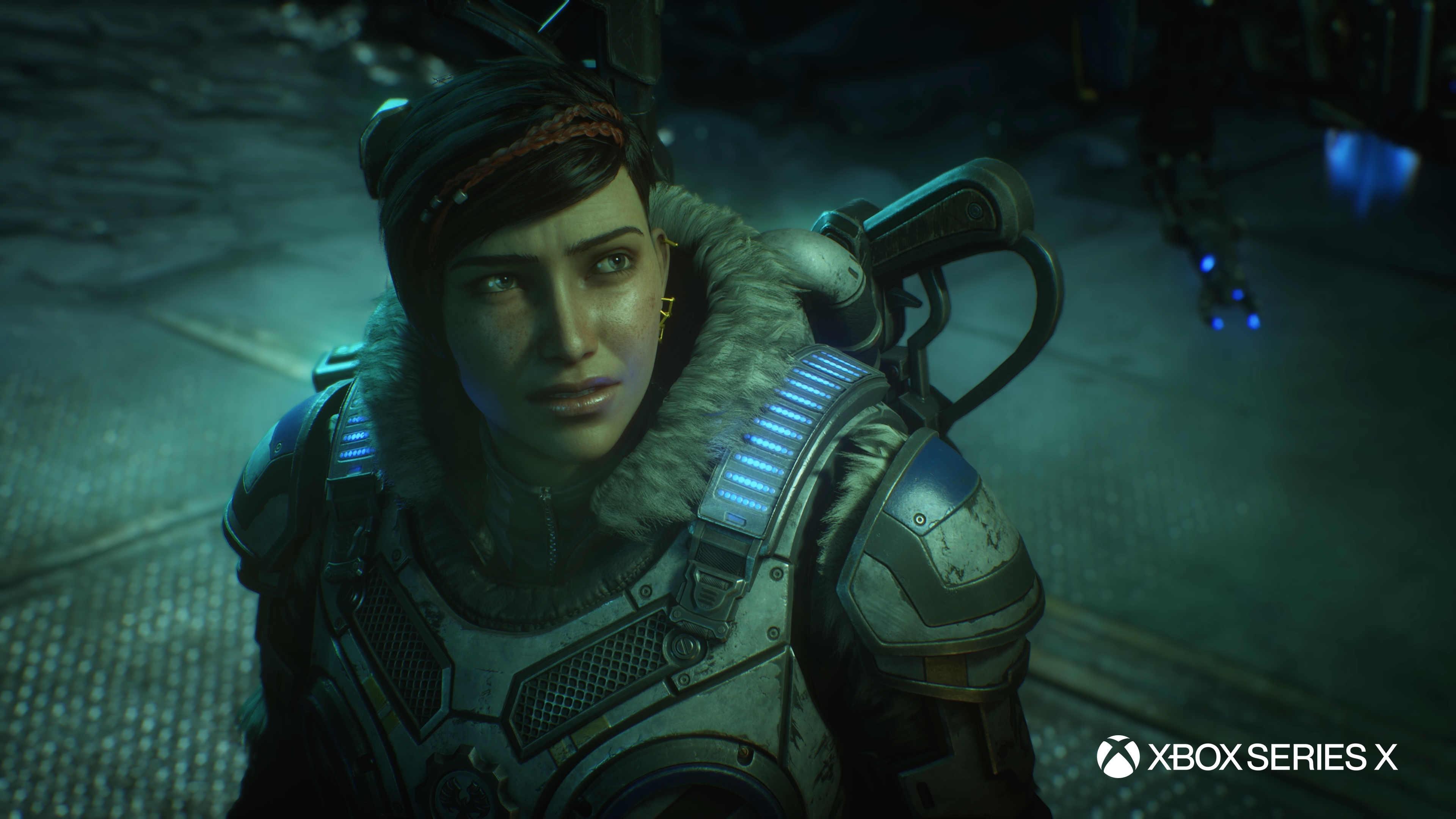 《战争机器5》次世代版升级预告 加入大量新内容