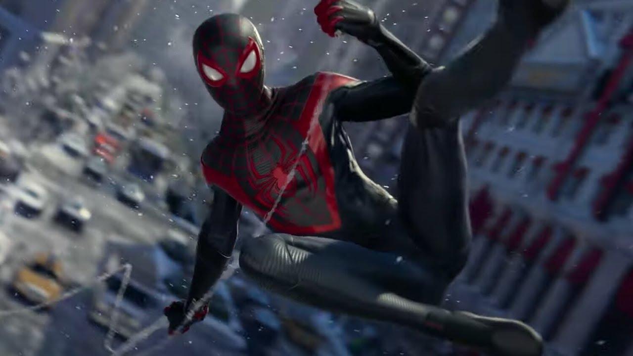 《漫威蜘蛛侠:迈尔斯》演员受到了彼得·帕克演