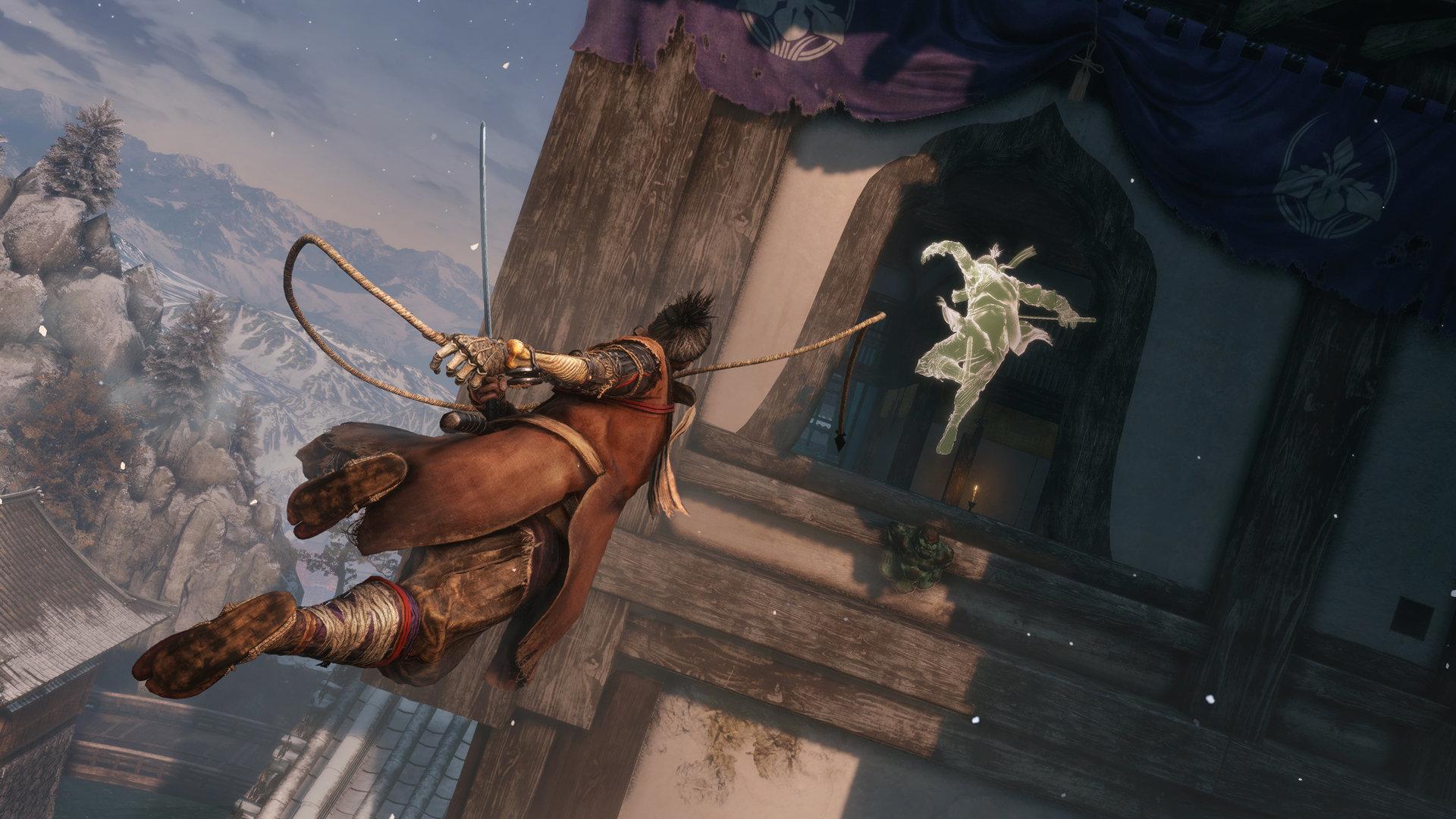 《隻狼:暗影雙死》大型更新29日淩晨發布 宣傳片釋出