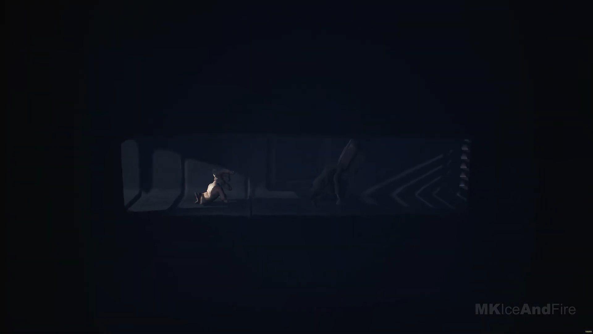 《小小梦魇2》试玩版全程视频 阴暗惊悚风格一如往昔