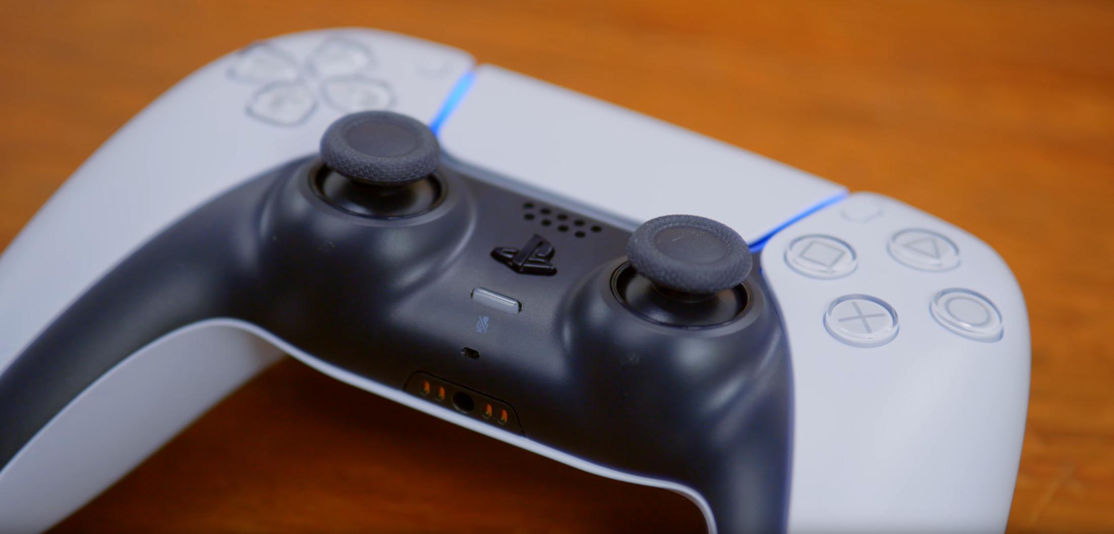 PS5手柄开箱视频放出 兼容PC和安卓设备