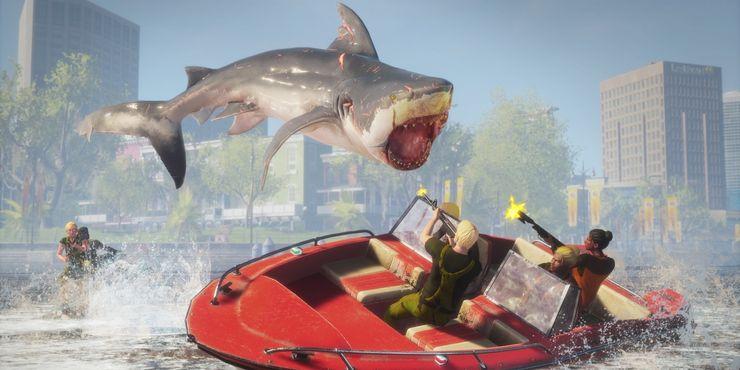 《食人鲨》开发商盛赞Xbox Series X的SSD速度
