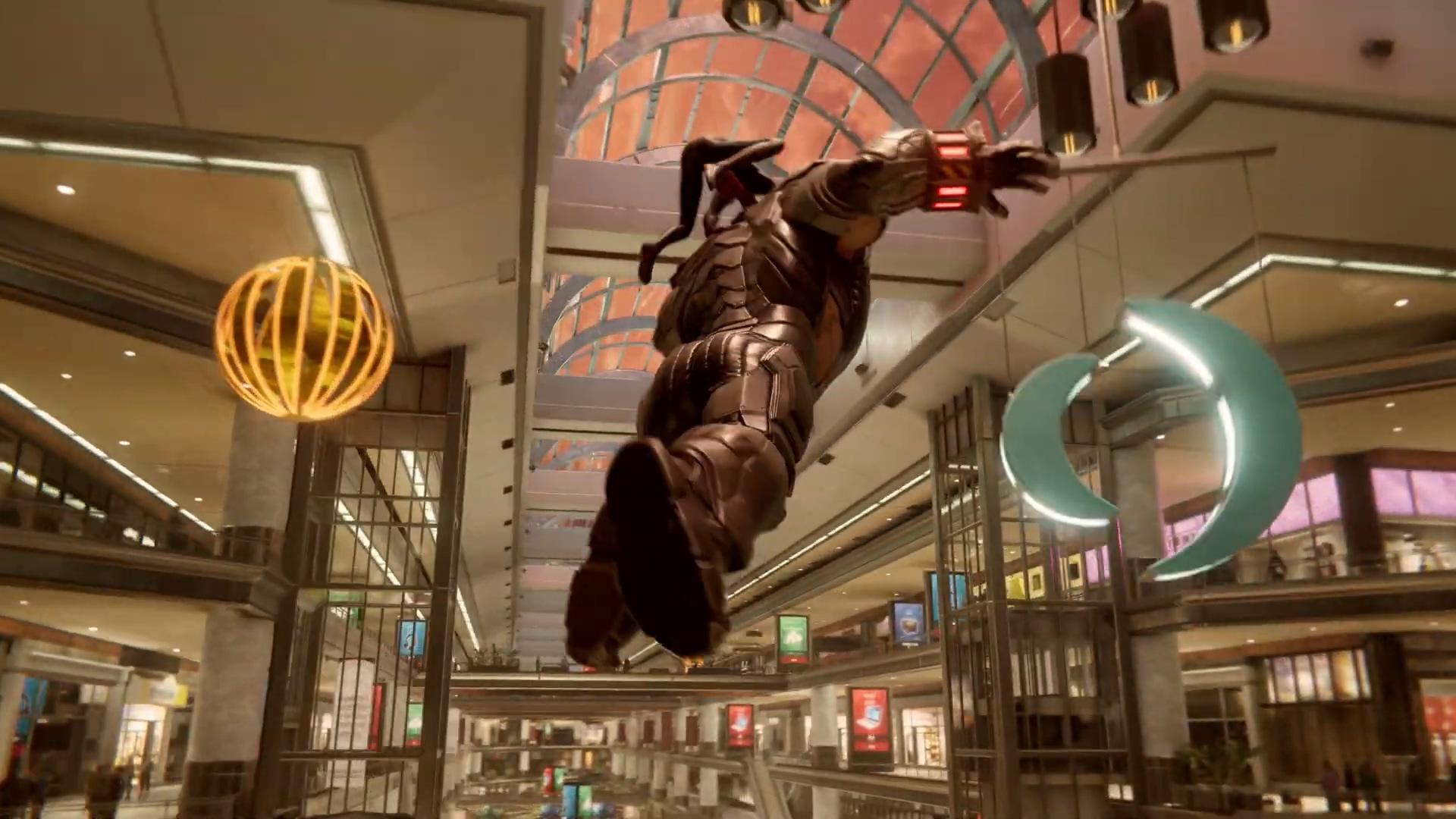 PS5《漫威蜘蛛侠:迈尔斯》技术分析 光追材质不错