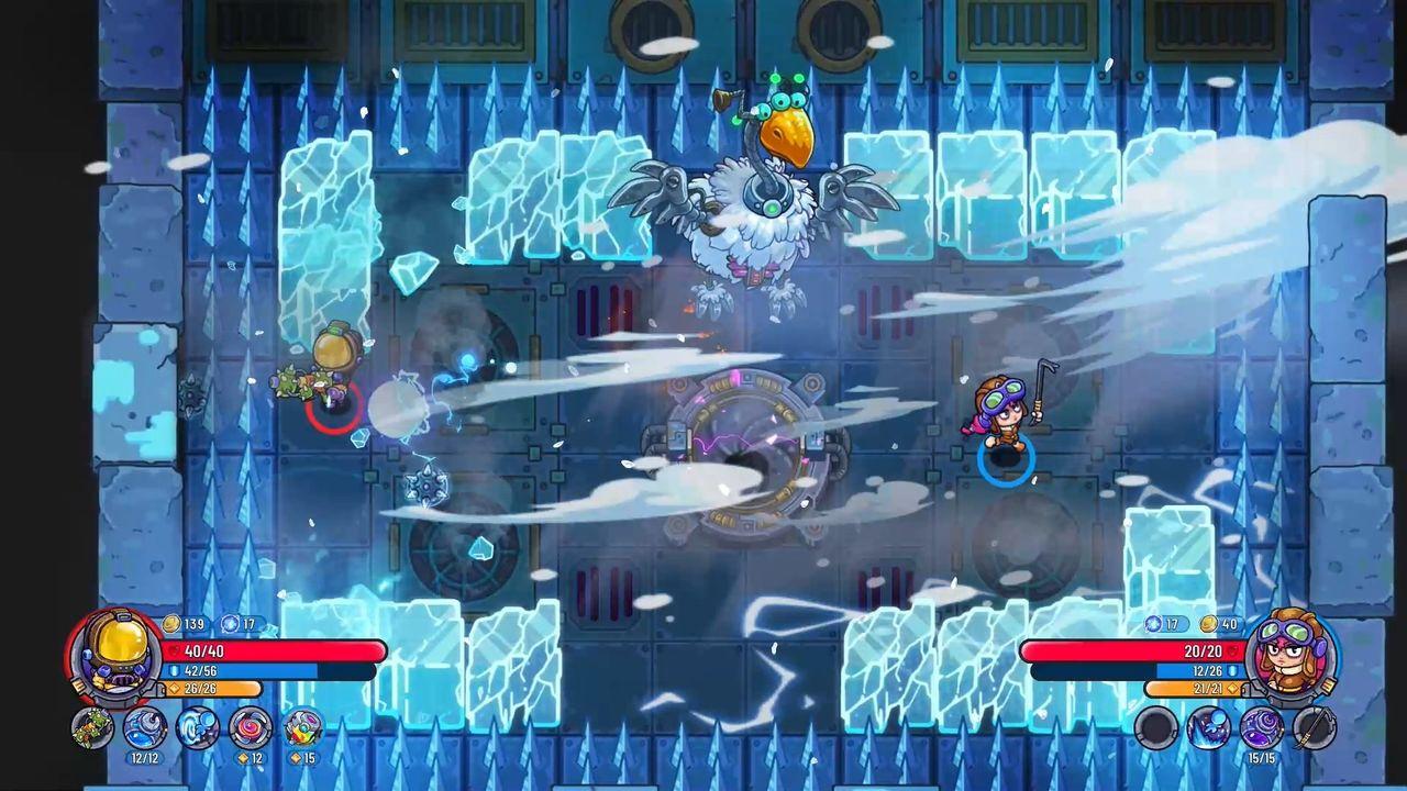 《元能失控》Switch版10月29日发售 下载版售价95元