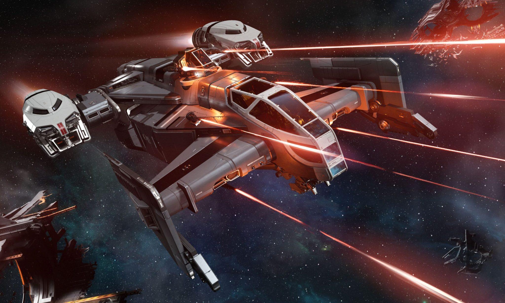 《星际公民》Alpha 3.12版视频 众筹突破3.16亿美元