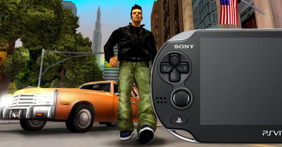 游戏新消息:难忘经典粉丝尝试将GTA3移植到PSV