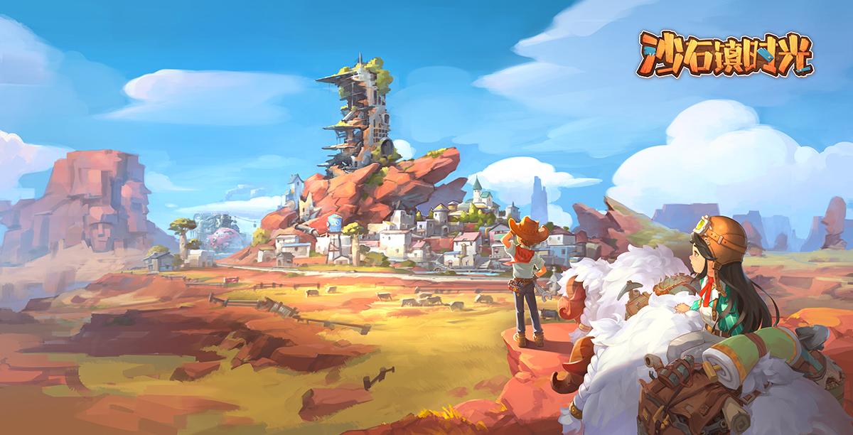 游戏新消息:波西亚时光续作沙石镇时光正式公布2021年3月开启EA