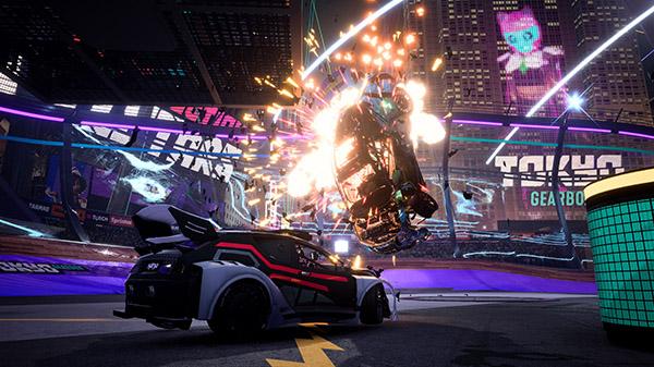 PS5多人竞速《毁灭全明星》跳票 延期至2021年2月