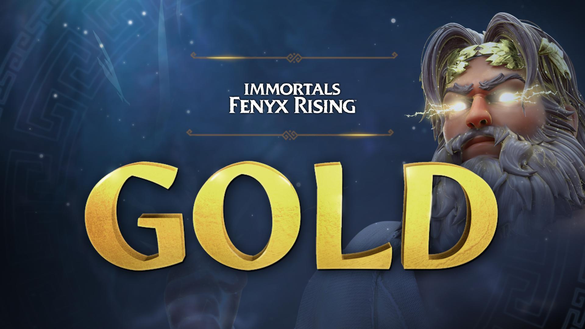 《渡神纪:芬尼斯崛起》进厂压盘 英雄之旅即将开启