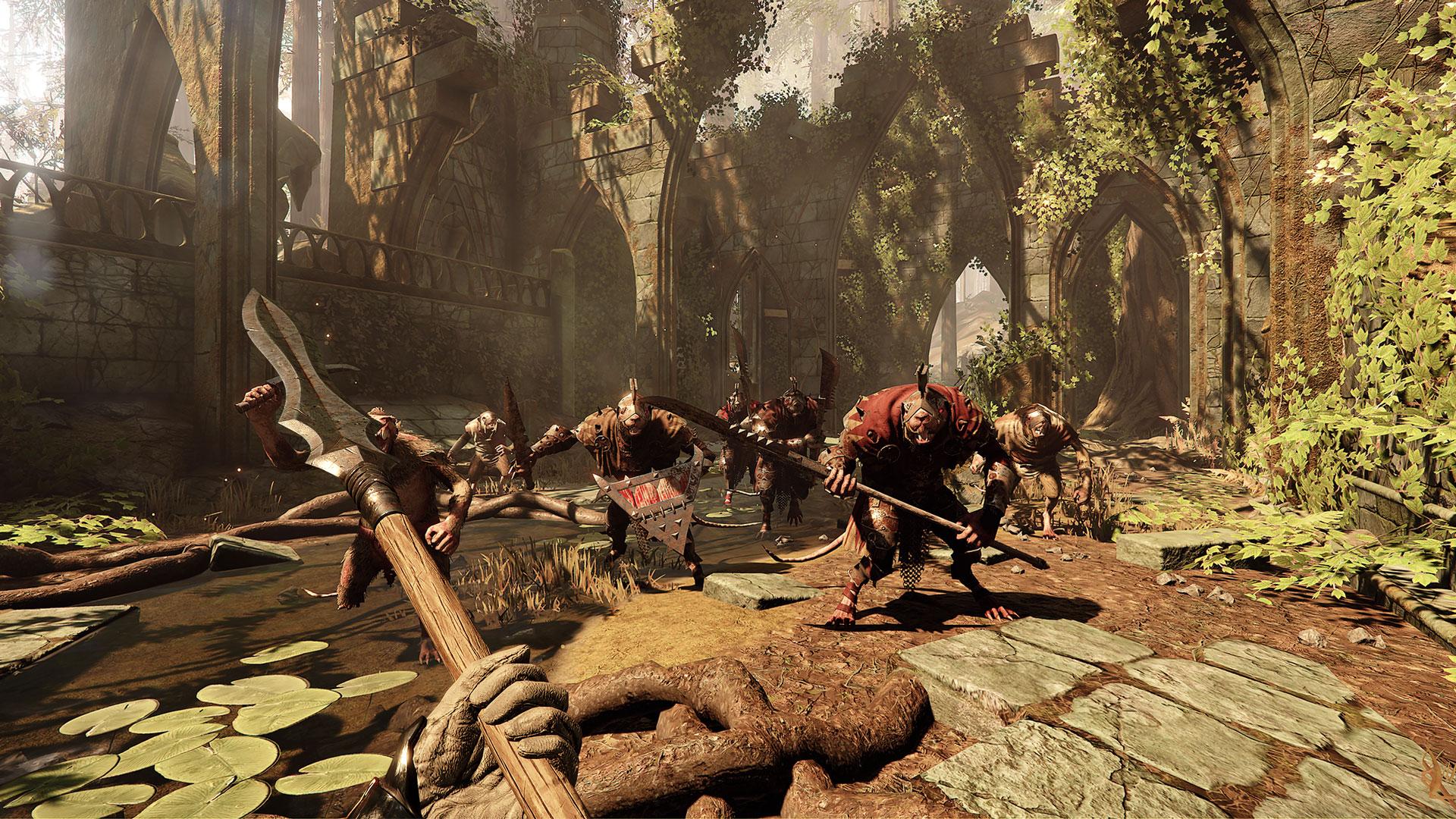 《战锤:末世鼠疫2》Steam开启免费试玩 目前还剩