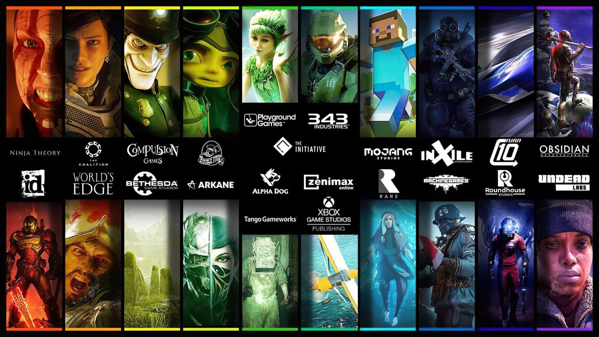 Xbox老大:希望第一方工作室能推出更多单机游戏