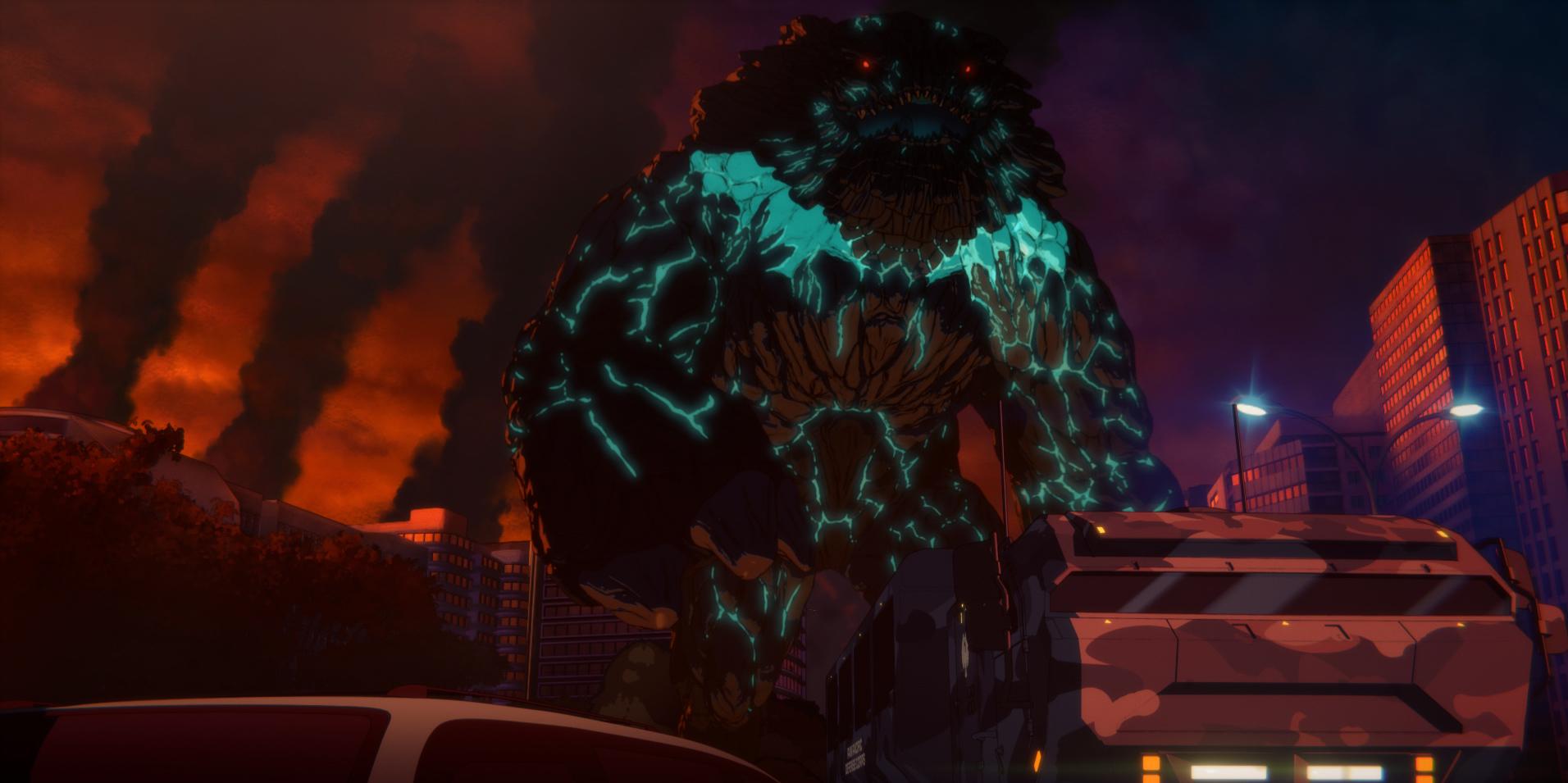 Netflix《环太平洋》动画新剧照发布 2021年上线播出