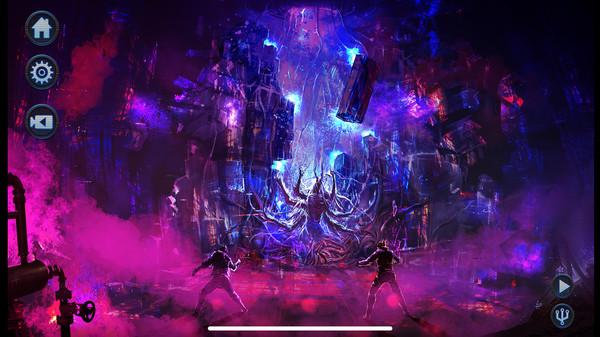 东方古代幻想悬疑新游《墨心:波云诡船》10月登陆Steam