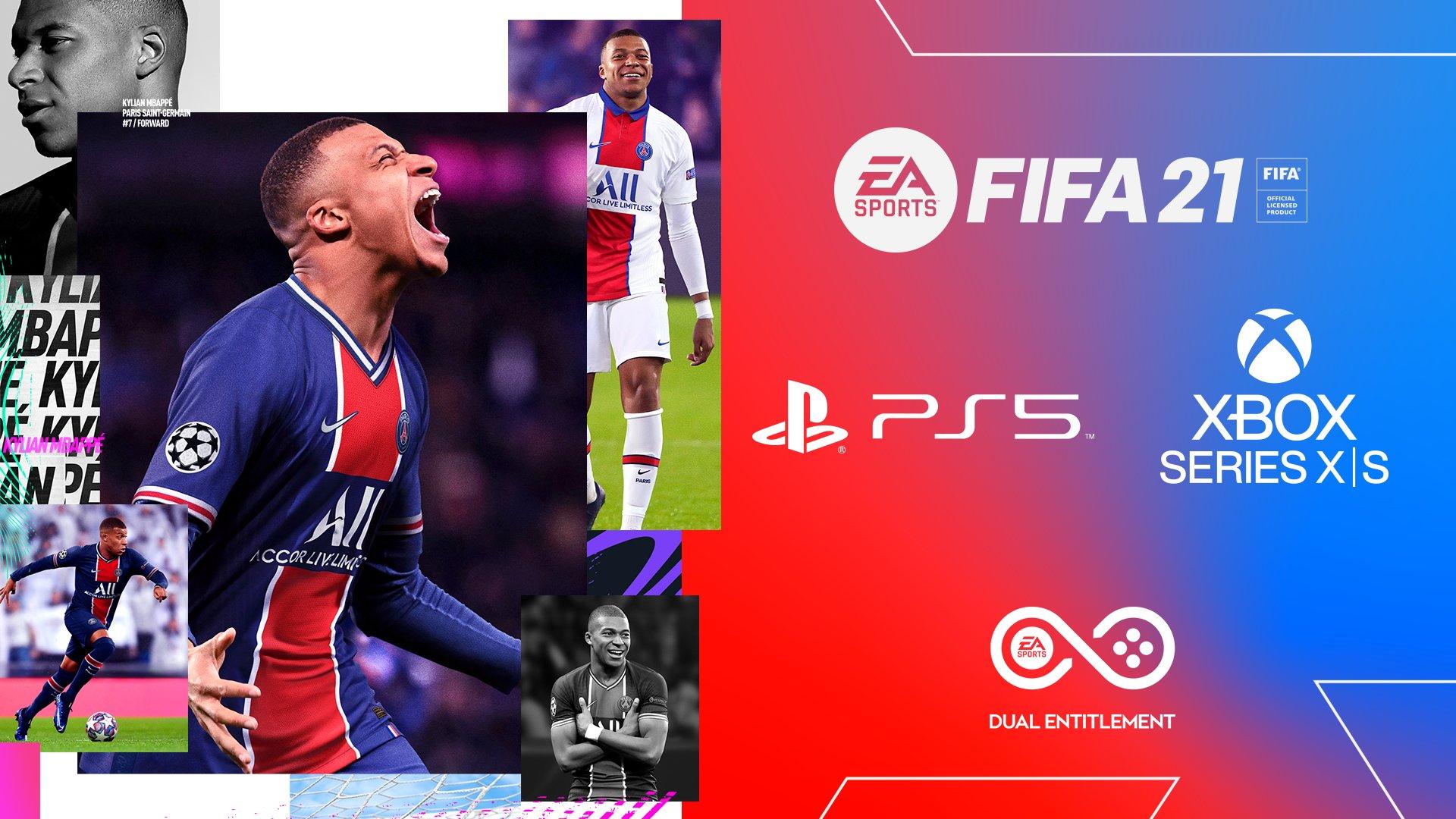 《FIFA 21》次世代版12月4日发售 新特色公开