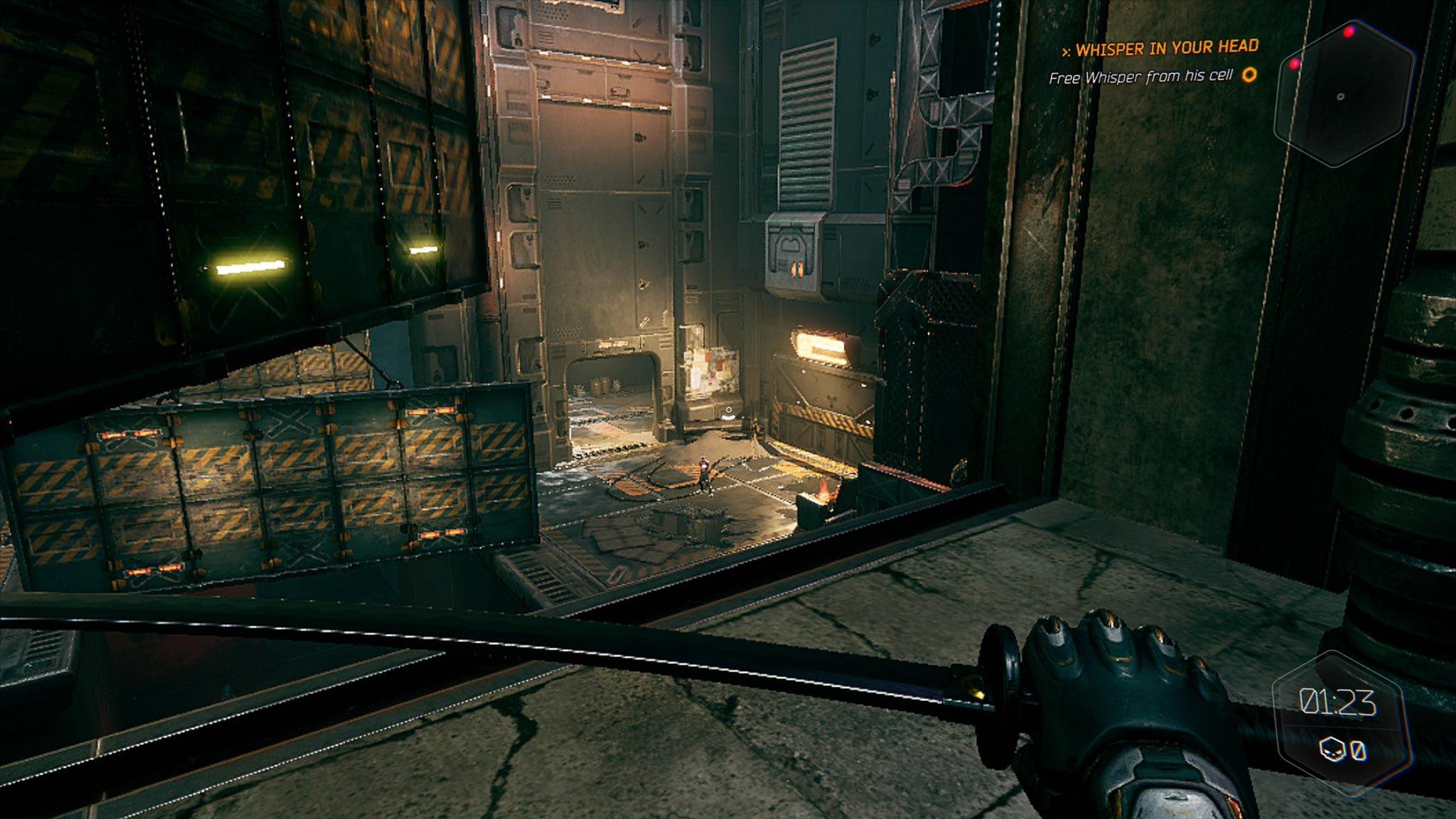 《幽灵行者》PS4 Pro版优化有问题 图形性能表现差