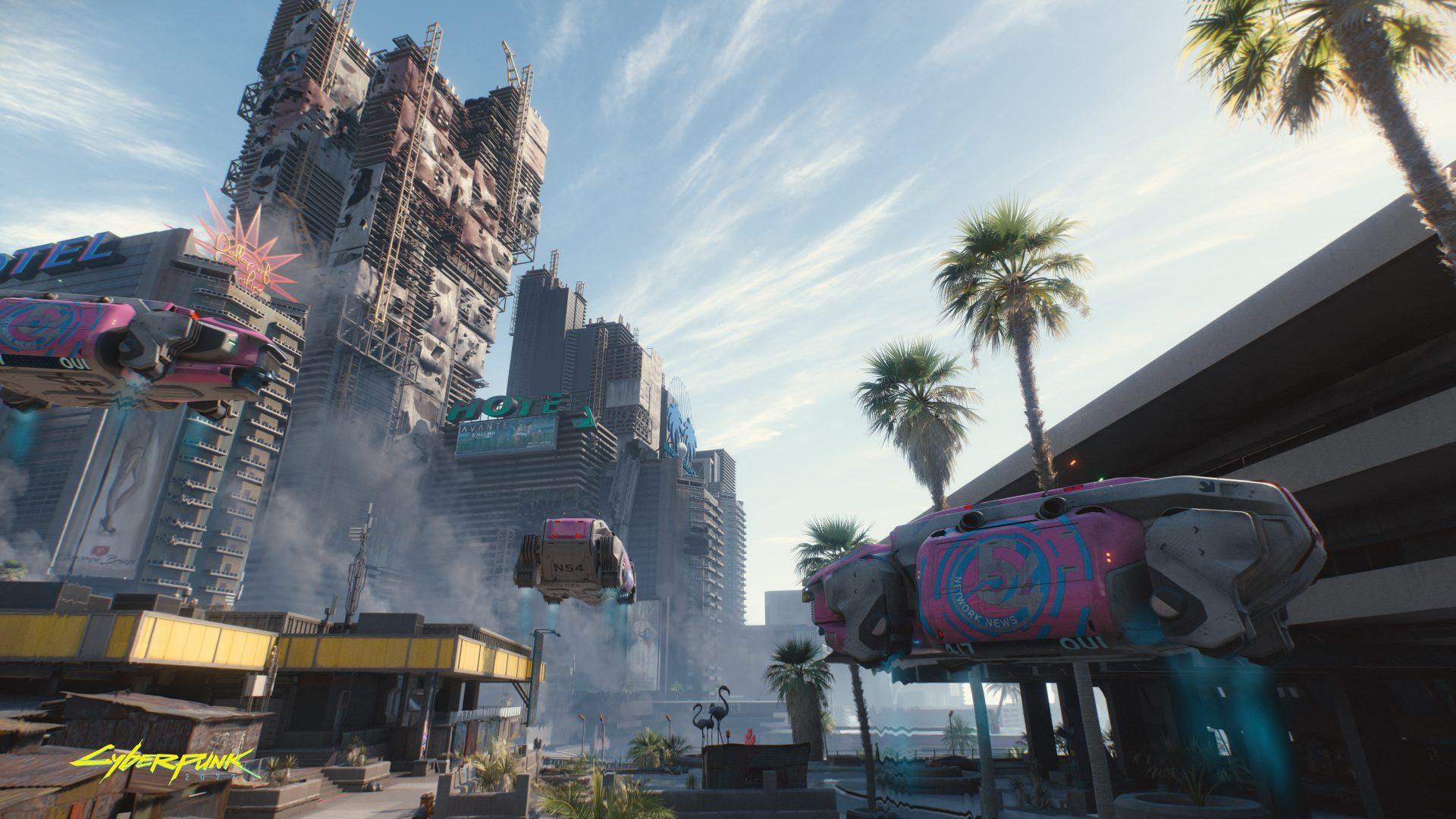 《赛博朋克2077》再次跳票后 首席设计师收到死亡