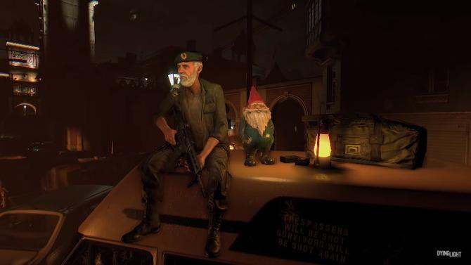 《消逝的光芒》联动《求生之路2》新预告 老比尔无敌