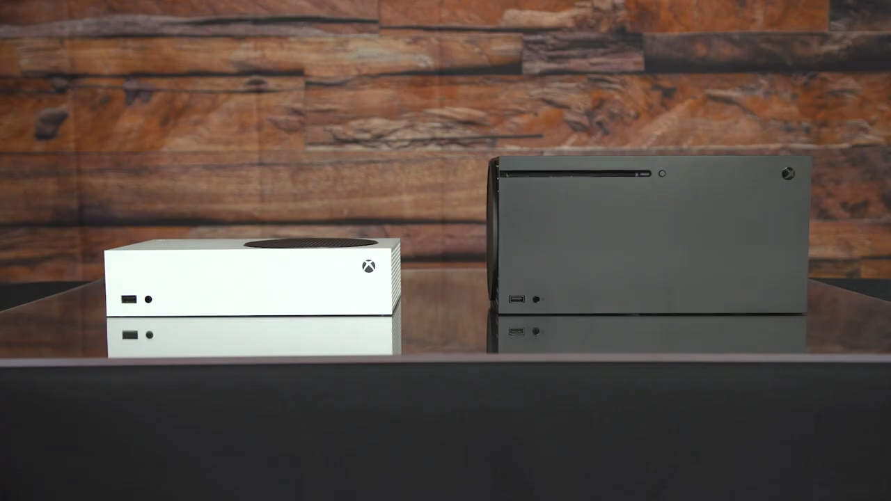 Xbox Series X和Xbox Series S开箱视频来了