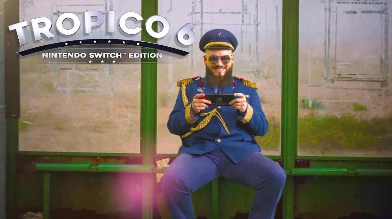 《海岛大亨6》确定将于11月6日发售Switch版