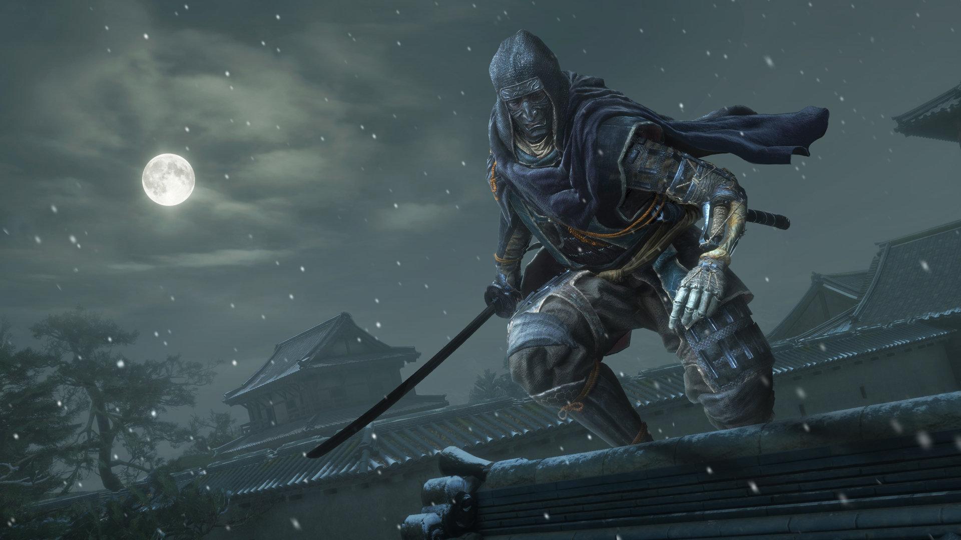 《只狼:影逝二度 年度版》现已正式推出 Steam版特意改名