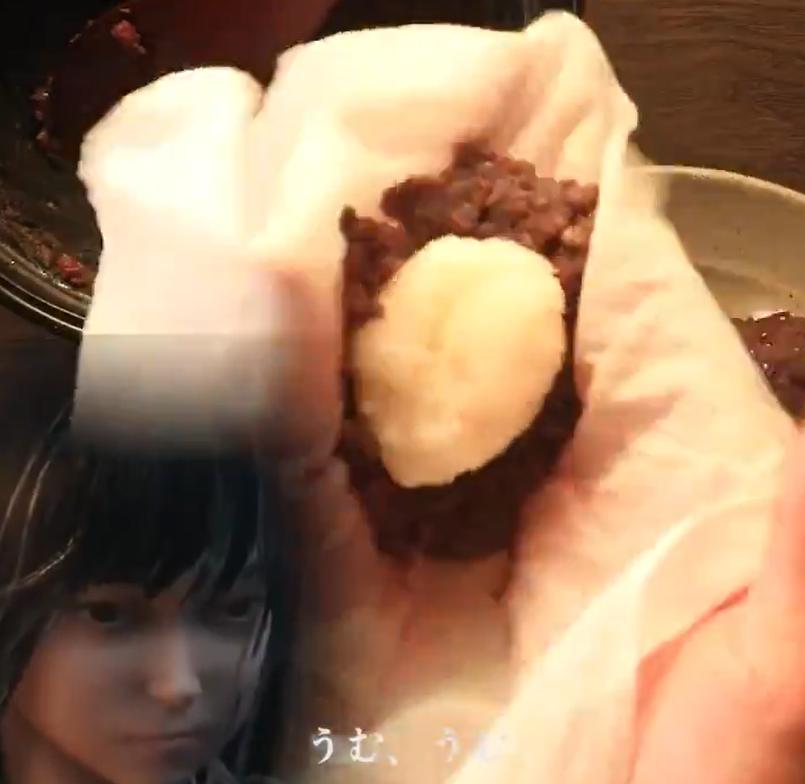 隔壁小孩馋哭了  PS官方发布《只狼》九郎牡丹饼做法