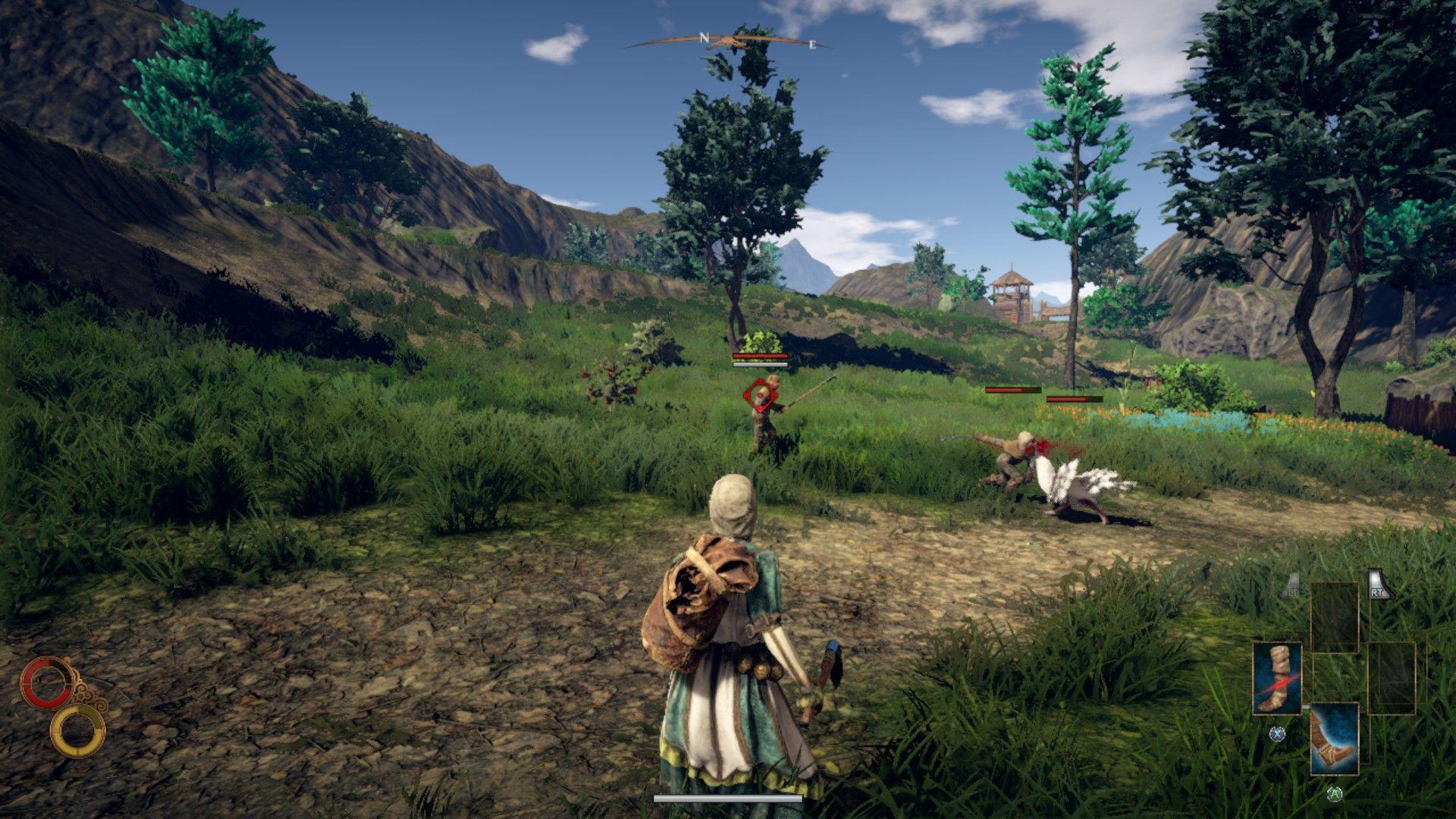 开放世界冒险游戏《物质世界》dlc2将于12月发布