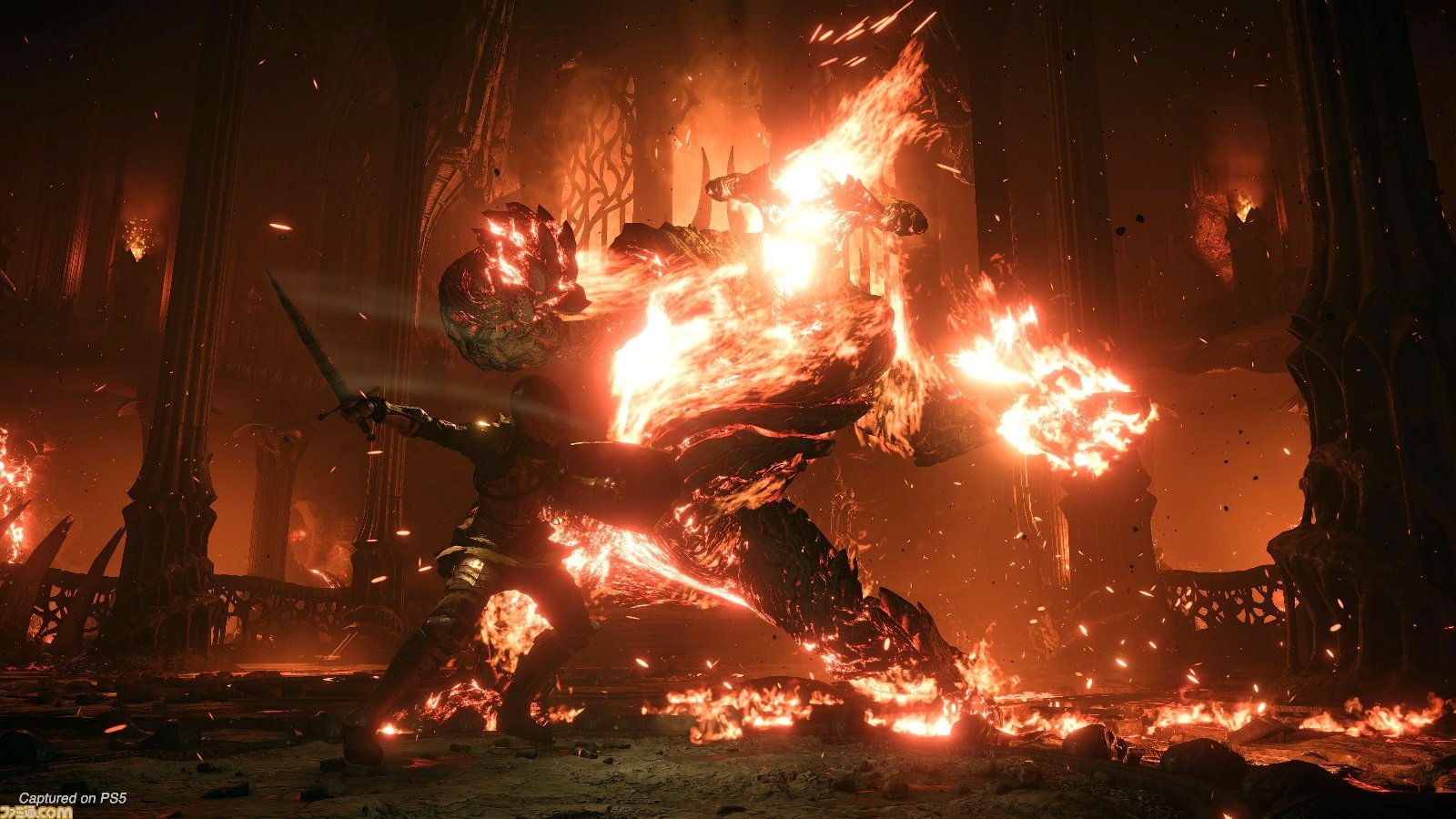 《恶魔之魂:重制版》最新演示与原版对比 画面大改
