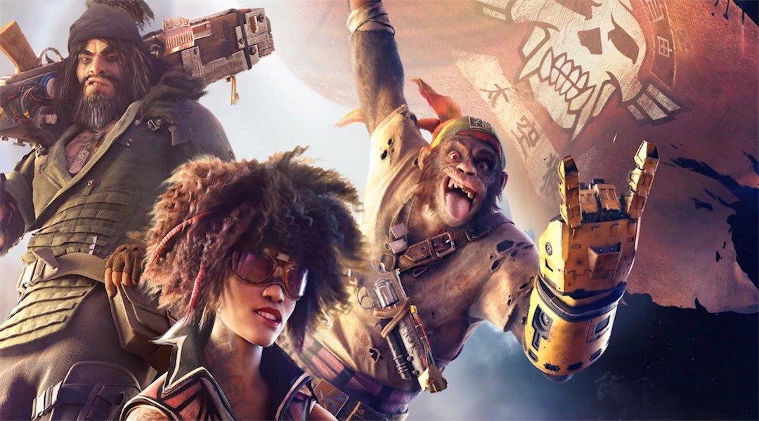育碧CEO:《超越善恶2》进展顺利 团队进步很大