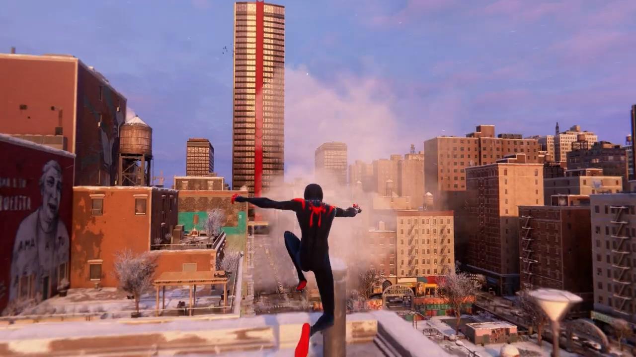 《漫威蜘蛛侠:迈尔斯》平行宇宙战衣预告和演示公开