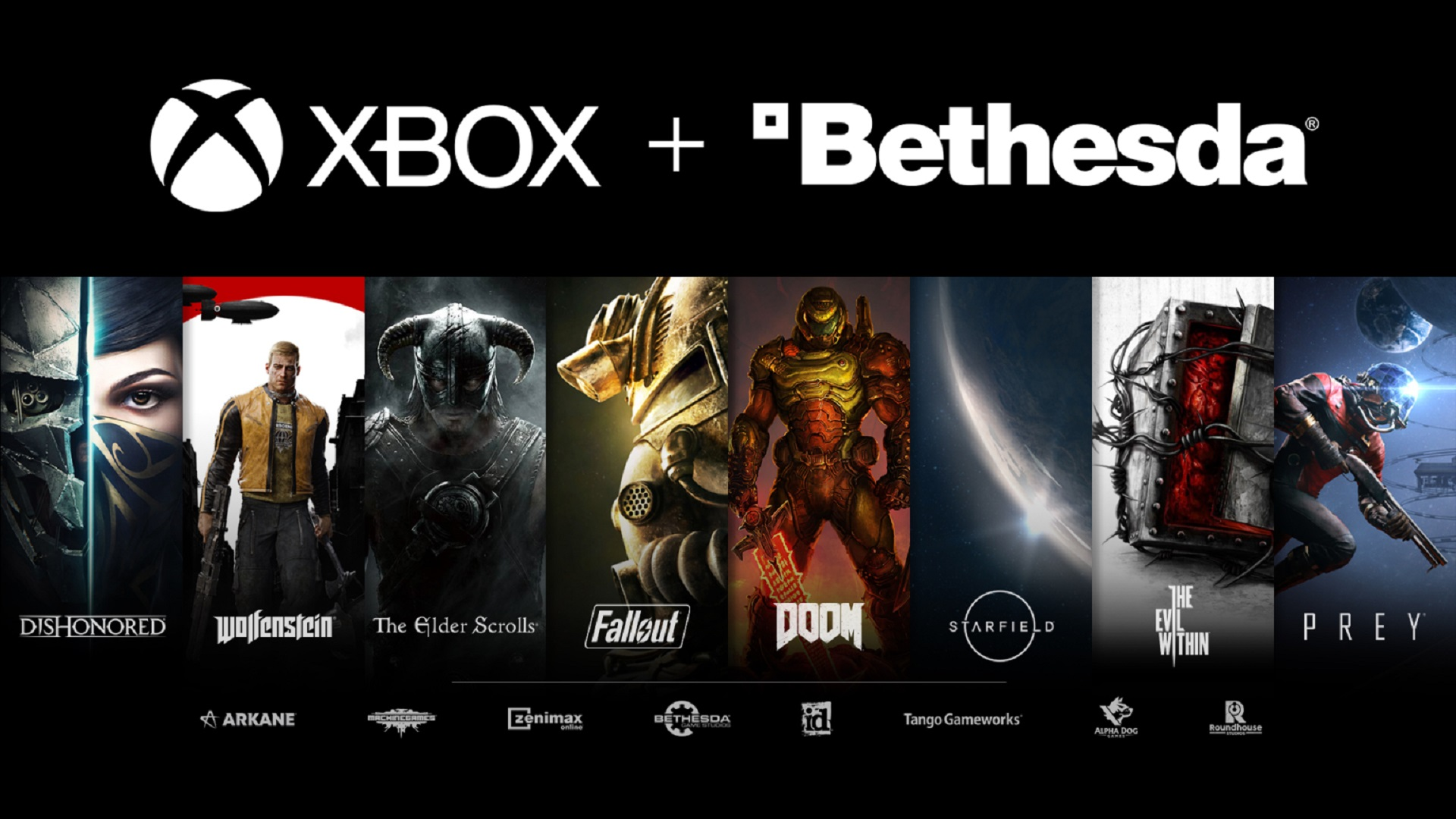Xbox CFO确认收购Bethesda不会搞游戏独占